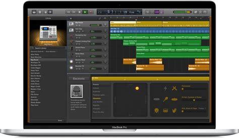 Garageband Templates Apple Sets Garageband For Mac Ios Free