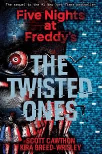 two nights a novel books five nights at freddys twisted ones read excerpt