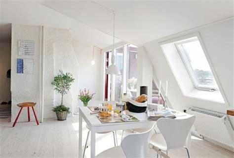 Kleine Dachgeschosswohnung Einrichten by Kleine R 228 Ume Einrichten 50 Coole Bilder