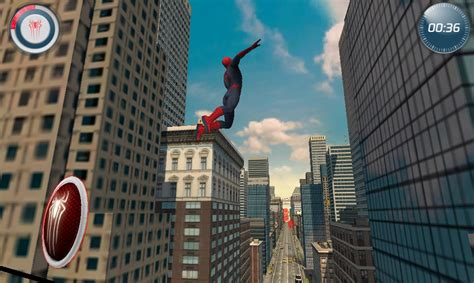 the amazing spider man endless swing the amazing spider man 2 endless swing jogos no baixaki