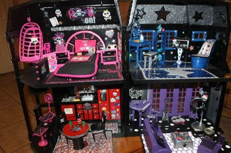 monster high doll house ebay ag doll house ebay woodworking projects plans