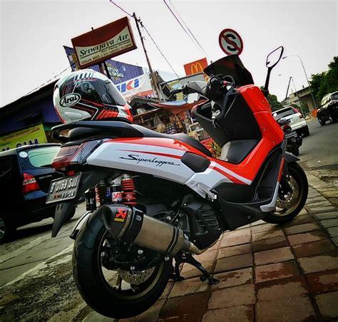 Motor Yamaha Max 99 gambar motor n max warna merah terupdate gubuk modifikasi