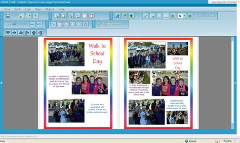 yearbook templates tip 16 spruce up your page templates