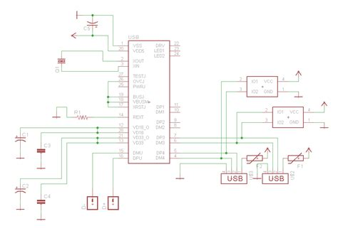 diy usb 2 0 hub wiring diagrams wiring diagram