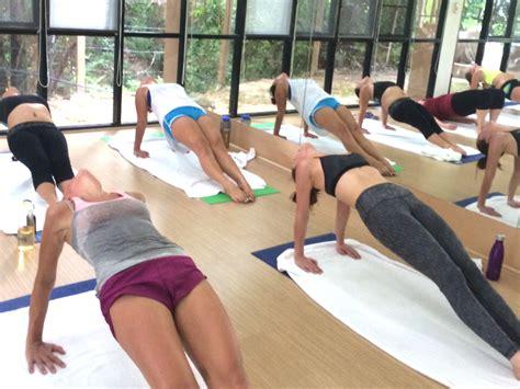 how hot are hot yoga classes hot yoga teaching training week one susie sweats