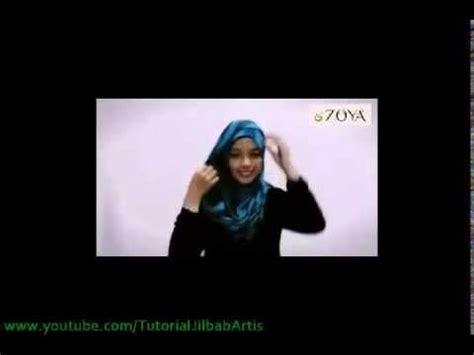 Jilbab Zoya Segi Empat Polos Cara Memakai Jilbab Segi Empat Zoya