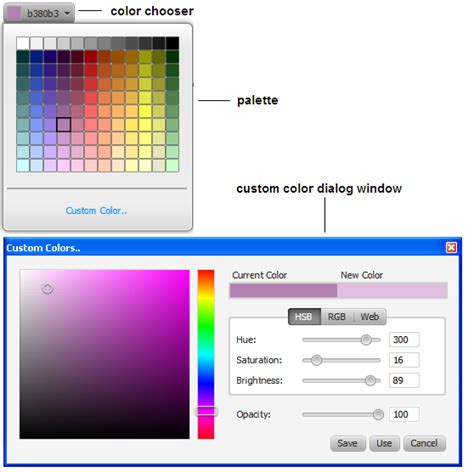 javafx layout elements using javafx ui controls color picker javafx 2