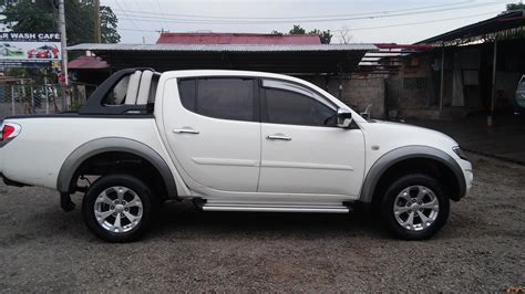 mitsubishi strada mitsubishi strada 2010 car for sale eastern visayas