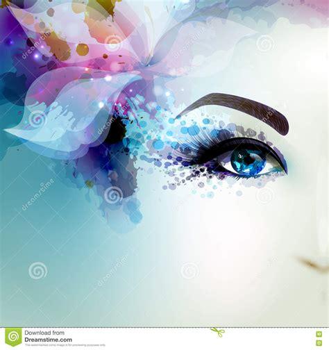 imagenes abstractas bellas beautiful abstract women stock vector illustration of