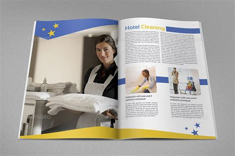 cleaning service brochure templates cleaning services advertising bundle vol 4 by owpictures