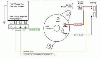 1973 ford voltage regulator wiring diagram html autos weblog