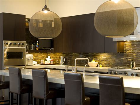 Modern Kitchen Lights Woven Pendant Light Kitchen Contemporary With Barstool Breakfast Bar Brown Beeyoutifullife