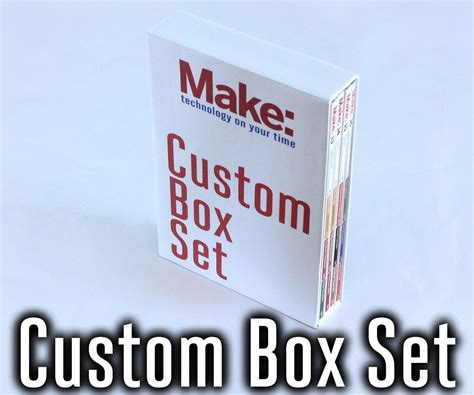 Create Your Own Custom Set - make your own box set 6