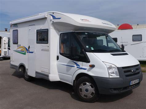 Chausson Flash 02 occasion de 2010   Ford   Camping car en vente à Berck Sur Mer (Pas de Calais