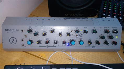 sherman filter bank sherman filterbank v2 image 1990698 audiofanzine