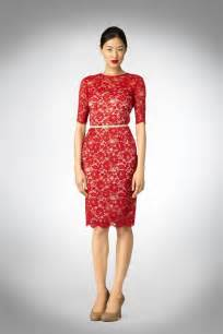 shop it first maggy london red lace dress mystyledaily