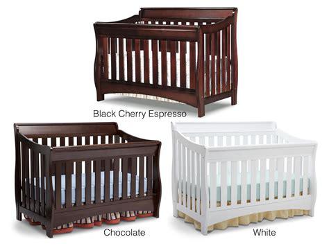 delta bentley 4 in 1 convertible sleigh crib delta children bentley s series 4 in 1 crib