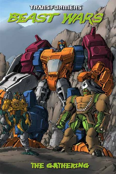 best wars comics beast wars tv show 1996 1999