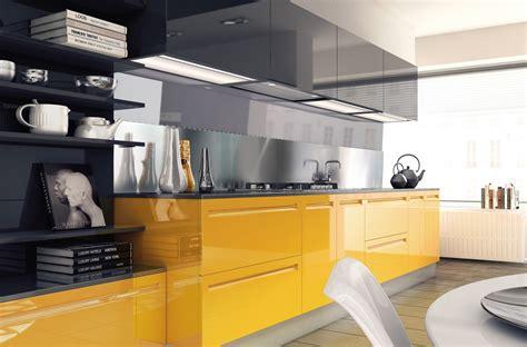 colores  la cocina scic amarillo  gris