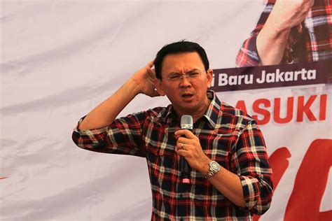 ahok jakarta post ahok s suspect status could seriously hurt electability