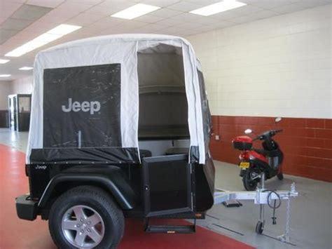 jeep pop up tent trailer brand 2011 jeep mopar trail edition pop up cer