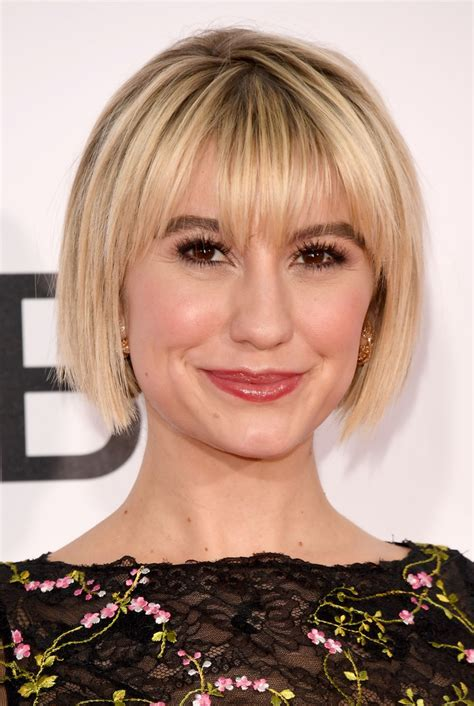 chelsea kane hairstyles for 2017 celebrity hairstyles by chelsea kane b o b newest looks stylebistro