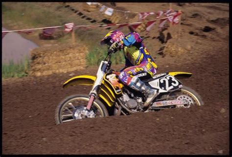 ama motocross history the list all motocross starts racer x
