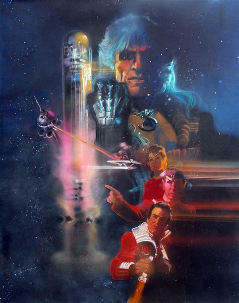 the movie art of star trek early poster designsreggie s take com