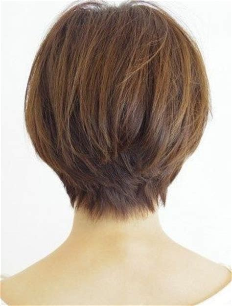 hair styles for back of short haircuts for women over 50 back view bing images