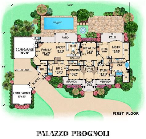 mansion plans modern mansion house plans awesome modern mansion house