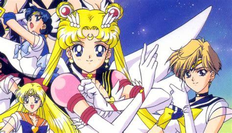 Anime 90s by Nostalgia Kick Appreciating The 90 S Sailor Moon Anime