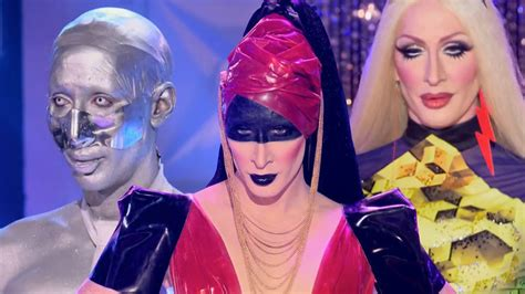Detox Runway Looks by Detox All Runway Looks From All 2
