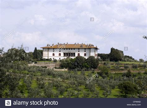 villa dei cento camini artimino artimino stock photos artimino stock images alamy