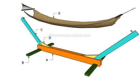 How To Build Hammock Stand hammock stand plans www pixshark images galleries with a bite