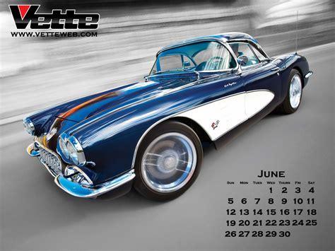 corvette magazine subscription magazine s june monthly calender