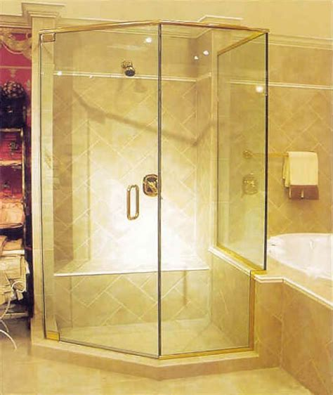 Motion Windows Inc Quality Service Affordable Custom Neo Angle Shower Doors