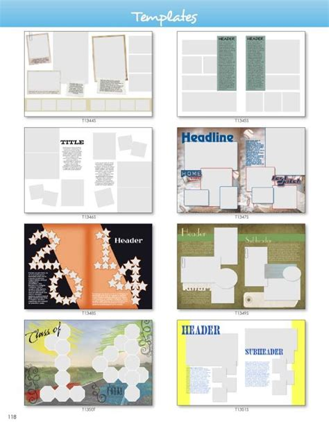 yearbook layout software templates pictavo art guide pinterest yearbooks