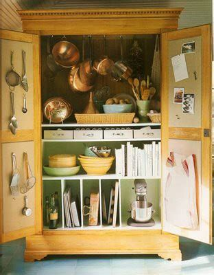 Armoire Kitchen Pantry by Repurpose A Tv Armoire Potentially Beautiful