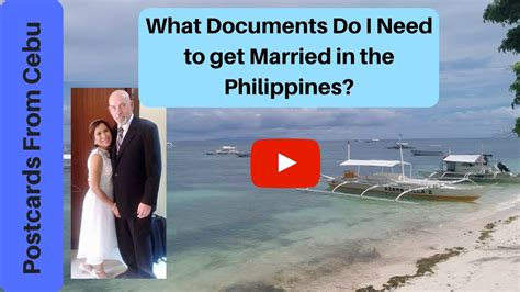 What Documents Are Needed To Get Married