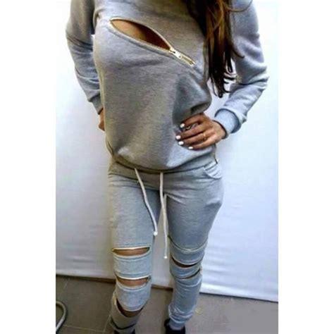 top zip grey grey sweater zipper sweater fall