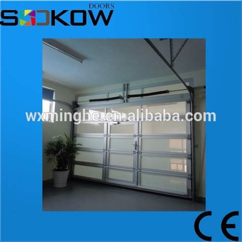 Garage Door Panel Supplier by China Suppliers Glass Panel Garage Doors Garage Door