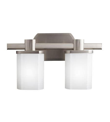 kichler lighting 5053ni lege 3 light bathroom light atg kichler 5052ni lege 2 light 15 inch brushed nickel bath