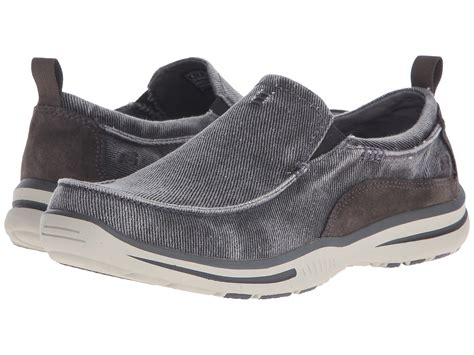 Skechers Fit by Skechers Relaxed Fit Elected Drigo At Zappos