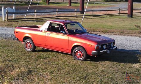 subaru brat for sale 1979 subaru brat