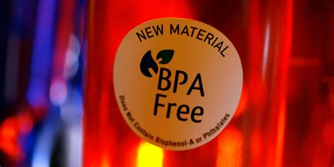 Bpa Free the chemical in bpa free water bottles may be just as
