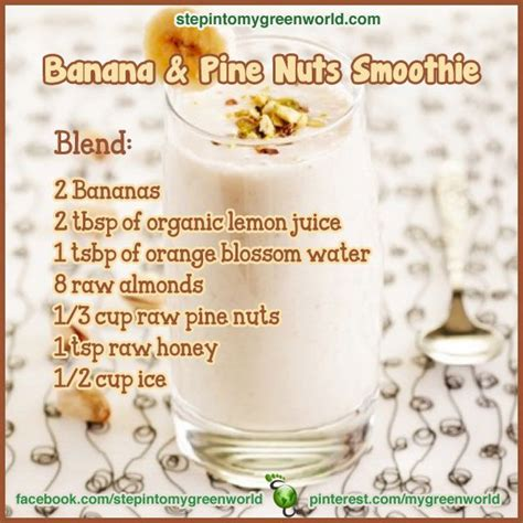 Banana Detox Diet Weight Loss by Do You Eat Pine Nuts And Bananas Here Is One Of My