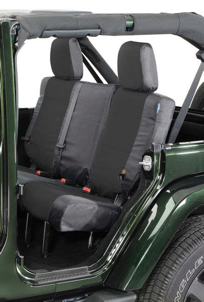 cordura seat covers jeep coverking spcq945 coverking rear ballistic seat