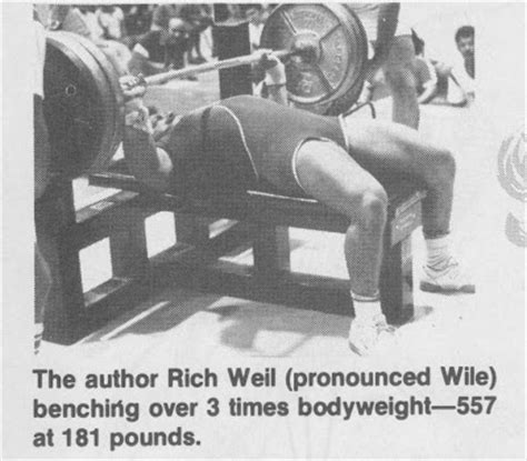 rick weil bench press the tight tan slacks of dezso ban november 2011
