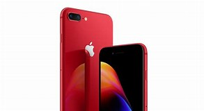 Image result for iPhone 8 Plus Red