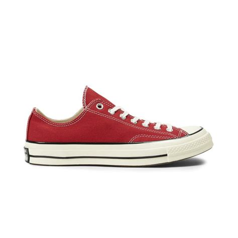 Convers Allstar Premium converse all premium ox 1970s canvas crimson 32 70 142337c sneakers low graffitishop